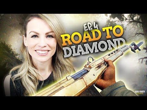 GOLD SVT-40 | Road to Diamond Camo #4 (COD WW2)