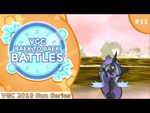 """Set Sails for Muddy Waters"" Pokémon VGC 2019 [Sun Series] Baek to Baek Battles - Episode 11 Mp3"