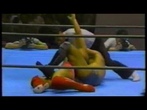 Naoki Sano vs Rick Martel SWS