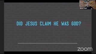 Did Jesus Claim He Was God? (with Simon Turpin)