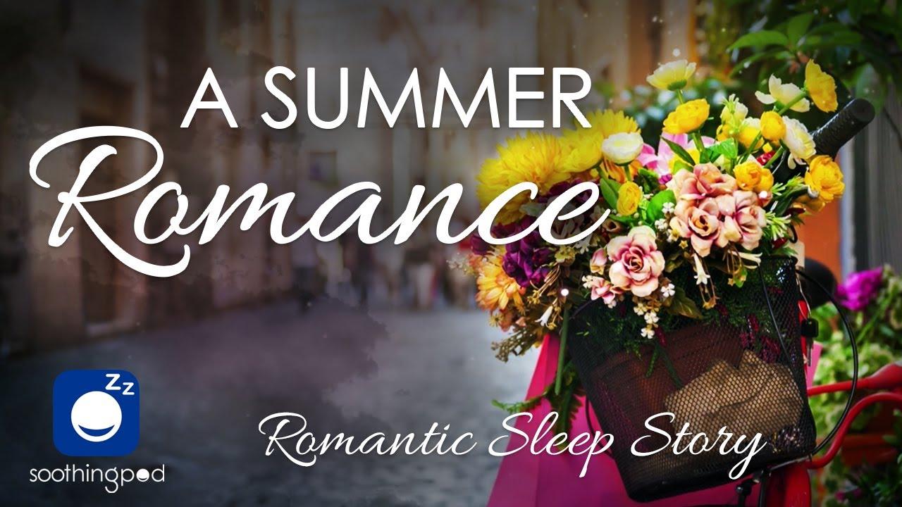 Bedtime Sleep Stories | A Summer Romance ❤️🐚| Romantic Sleep Story for Grown Ups