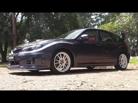 REVIEW SUBARU IMPREZA WRX SHARK 2.5 TURBO | #02
