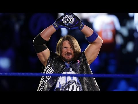 WWE Superstar AJ Styles speaks to the Asia-Pacific Media on 14/2/17