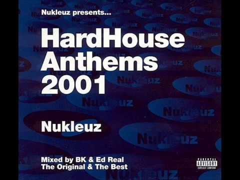 hardhouse anthems 2001 mixed by: ed real (cd1)