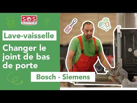 comment-changer-le-joint-de-bas-de-porte-d'un-lave-vaisselle-bosch-siemens-?