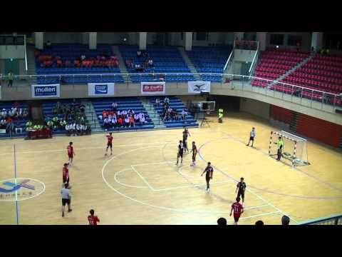 3rd East Asian U22 Handball Championship Taiwan vs Korea Part2