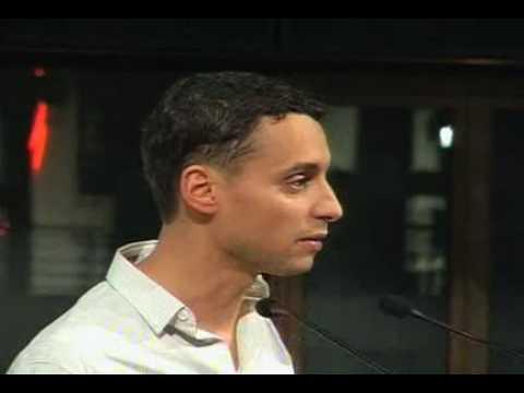 Speech Farid Tabarki @ the Berliner Konferenz about Europe's twentysomethings