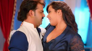 Pawan Singh & Kajal Raghwani New Bhojpuri Movie Song Status Video 2019