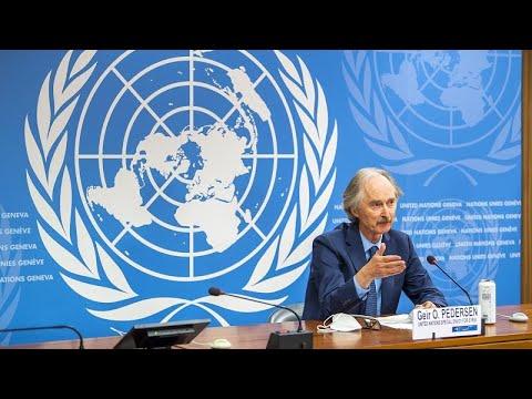 الأمم المتحدة تعبر عن خيبة أمل كبيرة إثر النقاشات السورية حول الدستور  - نشر قبل 21 ساعة
