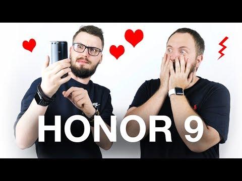 Honor 9 - конкурент Xiaomi Mi6 за +/- 26000р. Есть чем гордиться?