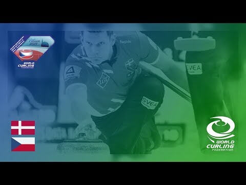 Denmark v Czech Republic - Men - Olympic Qualification Event 2017