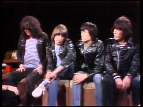 Ramones! Interview on the Tomorrow Show, 1981. (High Quality)