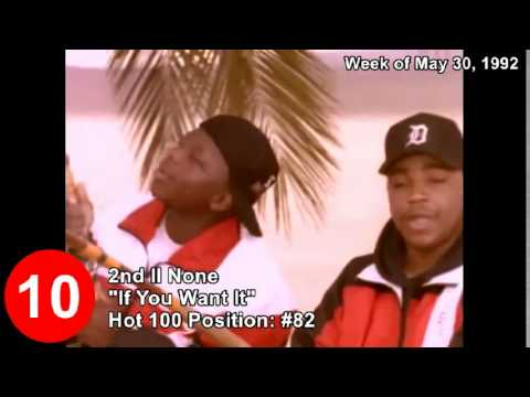 Flashback: Top 15 Rap Songs  Week of May 30, 1992