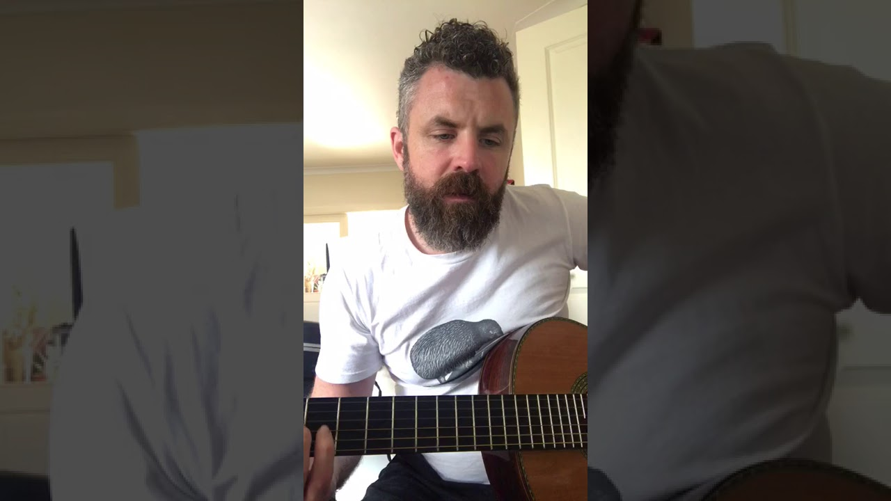 Mick Flannery playing 'Down the Road' for Mick Crowley's 10th anniversary