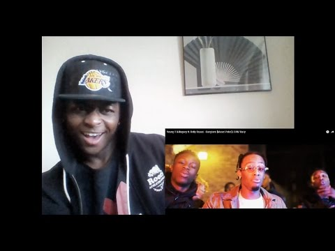 Young T & Bugsey ft. Belly Squad - Gangland - REACTION