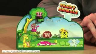 Tricky Animals Toy