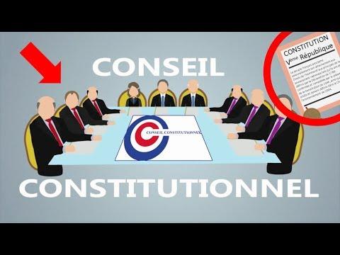 Qu'est ce que le Conseil Constitutionnel ? #NosReprésentants E05