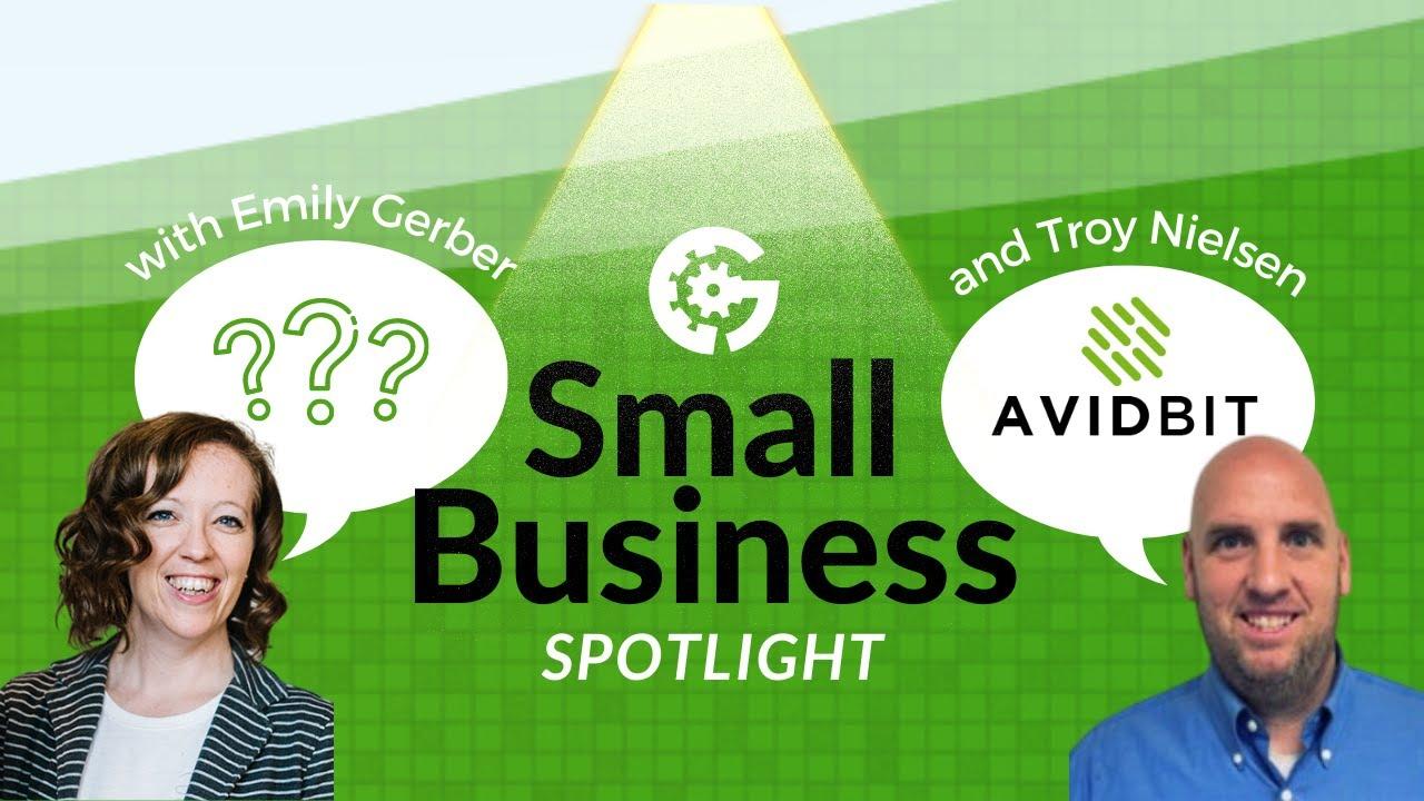 Small Business Spotlight: AvidBit