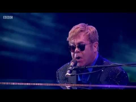 Rocket Man - Elton John - Live in Hyde Park 11.09.2016