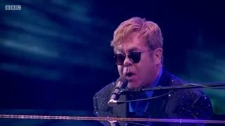 7. Rocket Man - Elton John - Live in Hyde Park September 11 2016