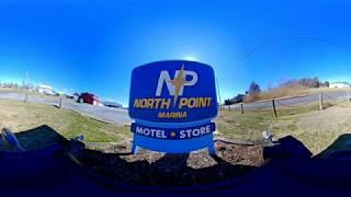 North Point Marina Motel Rooms