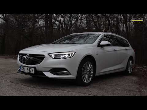 Test: Opel Insignia Sports Tourer 2,0 CDTI