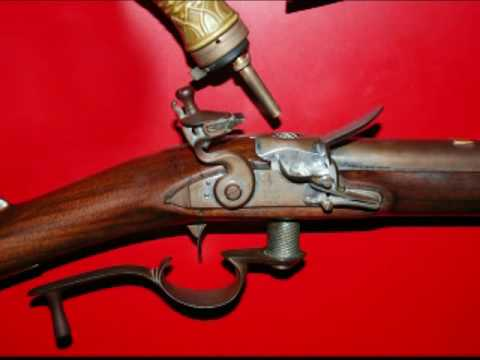 The Ferguson Rifle on Display at Kings Mountain National Military Park