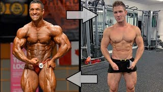 Greg Doucette: Natural vs Enhanced Training - NO DIFFERENCE?! (MY RESPONSE)