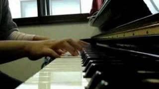me playing and singing kubota toshinobu's missing. not very good th...