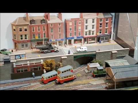 009 Gauge Society Model Railway Exhibition Rainhill