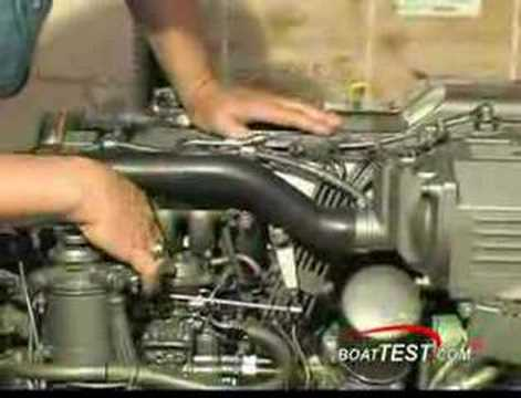 Yanmar 6LPA-STP2 Engine Reviews / Tests - By BoatTest com