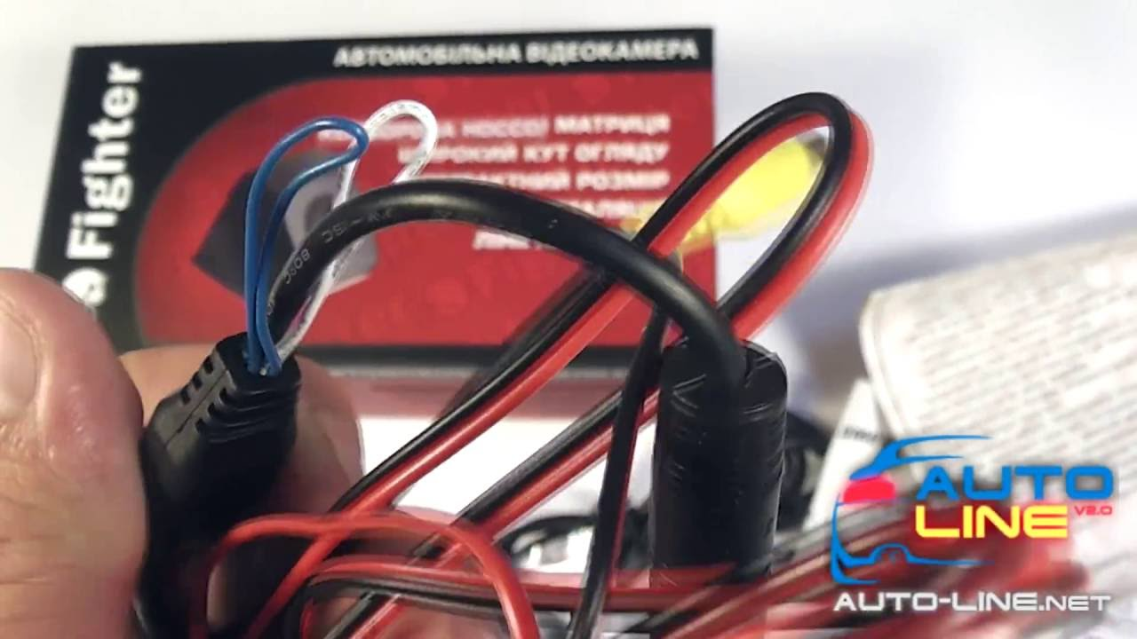 Обзор универсальной автомобильной камеры AVS310CPR (660A CMOS .