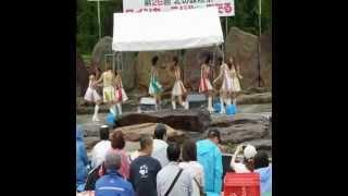 第26回 ワインカーニバル2012 北海道アイドル フルーティー のステー...