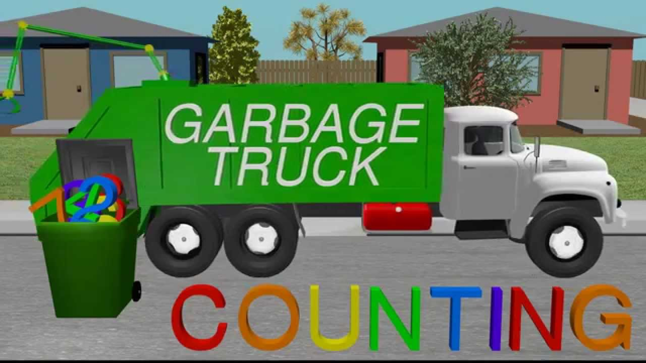 Counting Garbage Truck