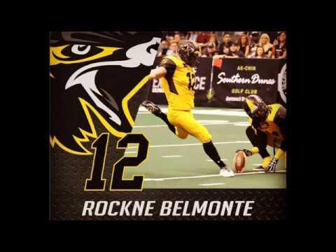 Rockne Belmonte Kicker - Kickoffs