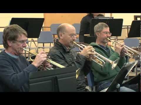 Music and math at Los Alamos National Laboratory