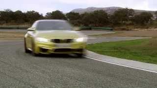 Yeni BMW M4 Coupé - The new BMW M4 Coupé