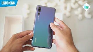 Huawei P20 Pro Twilight | Unboxing en español