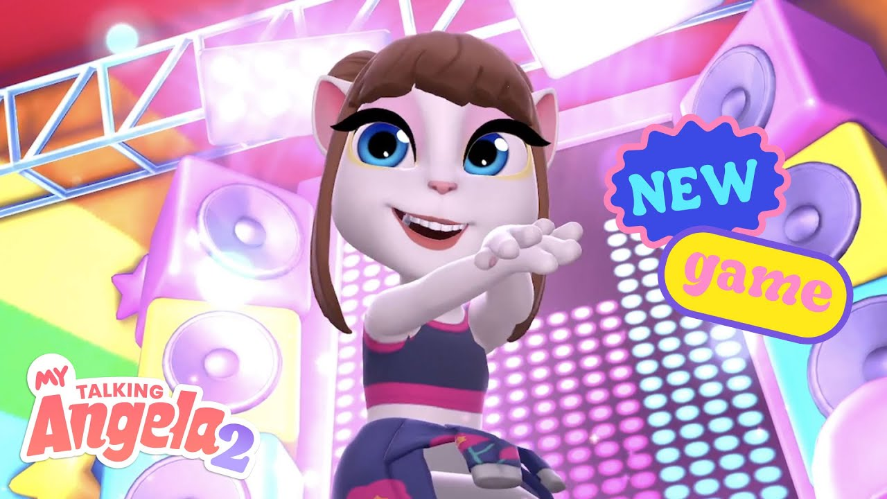 My Talking Angela 2  🎮 FEATURES REVEAL 🎮 Coming Soon