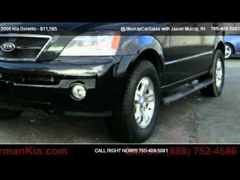 2006 Kia Sorento LX Sport Utility 4D - for sale in LAFAYETTE, IN 47905