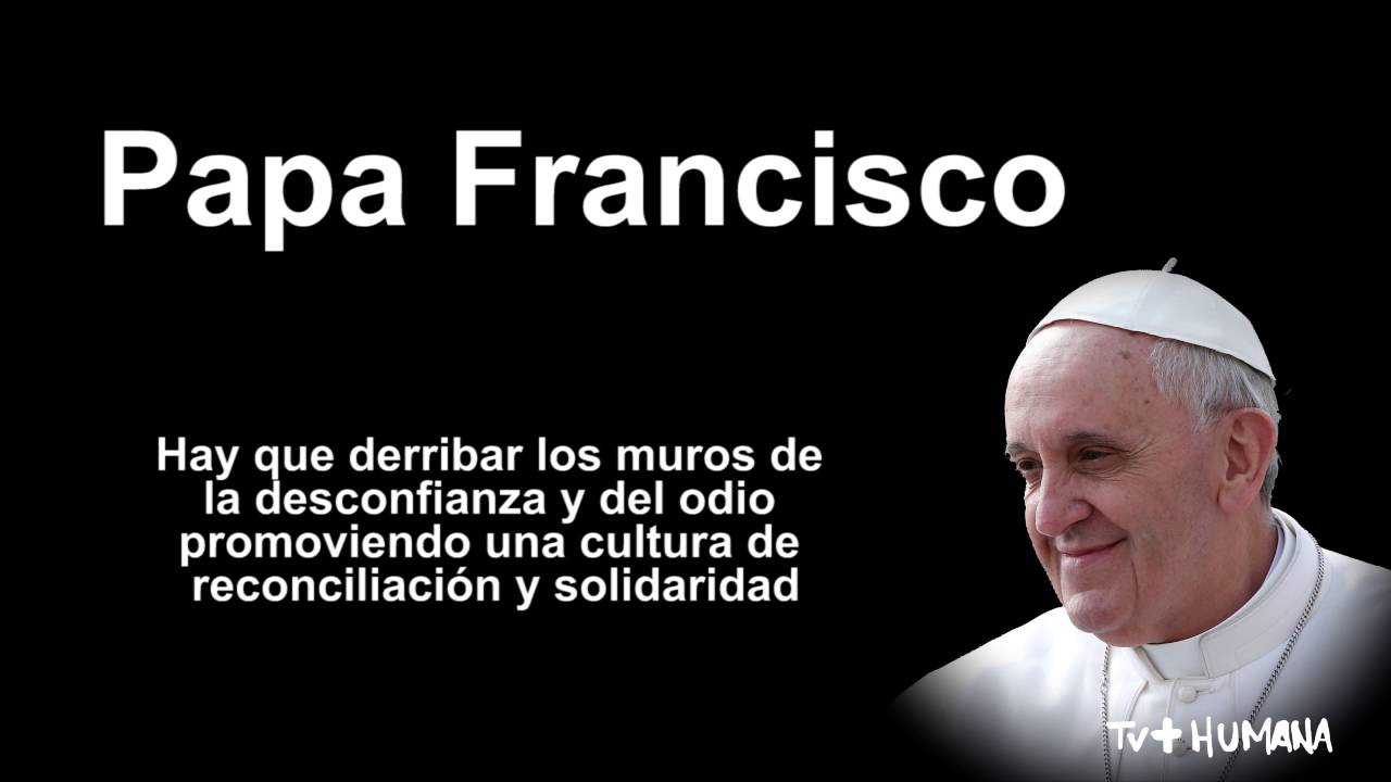 Frases De Paz Del Papa Francisco