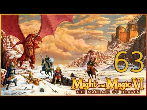 Let's Play MM6: The Mandate of Heaven Ep 63 - Flight + Blasters = UFO?