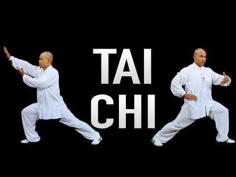Tai Chi Daily - 14 minute Tai Chi Routine