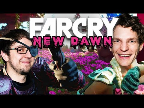 Frische Optik, Böse Zwillingsschwestern & spaßiges Chaos | Far Cry New Dawn mit Krogi & Andreas thumbnail