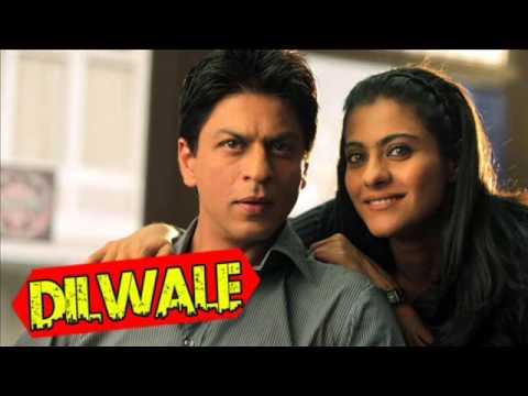 Daayre Song From Dilwale Movie SRK & KAJOL  (ft Arijit Sings)