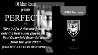 DJ Matt Rouse - Perfecto Y2K: Disc #2
