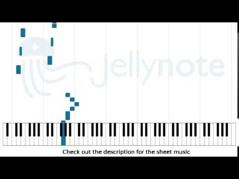 Canned Heat - Jamiroquai [Piano Sheet Music]