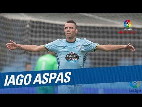 Hablamos de... Iago Aspas, jugador del RC Celta