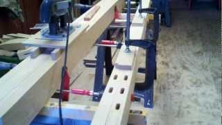 Mortise Using Router