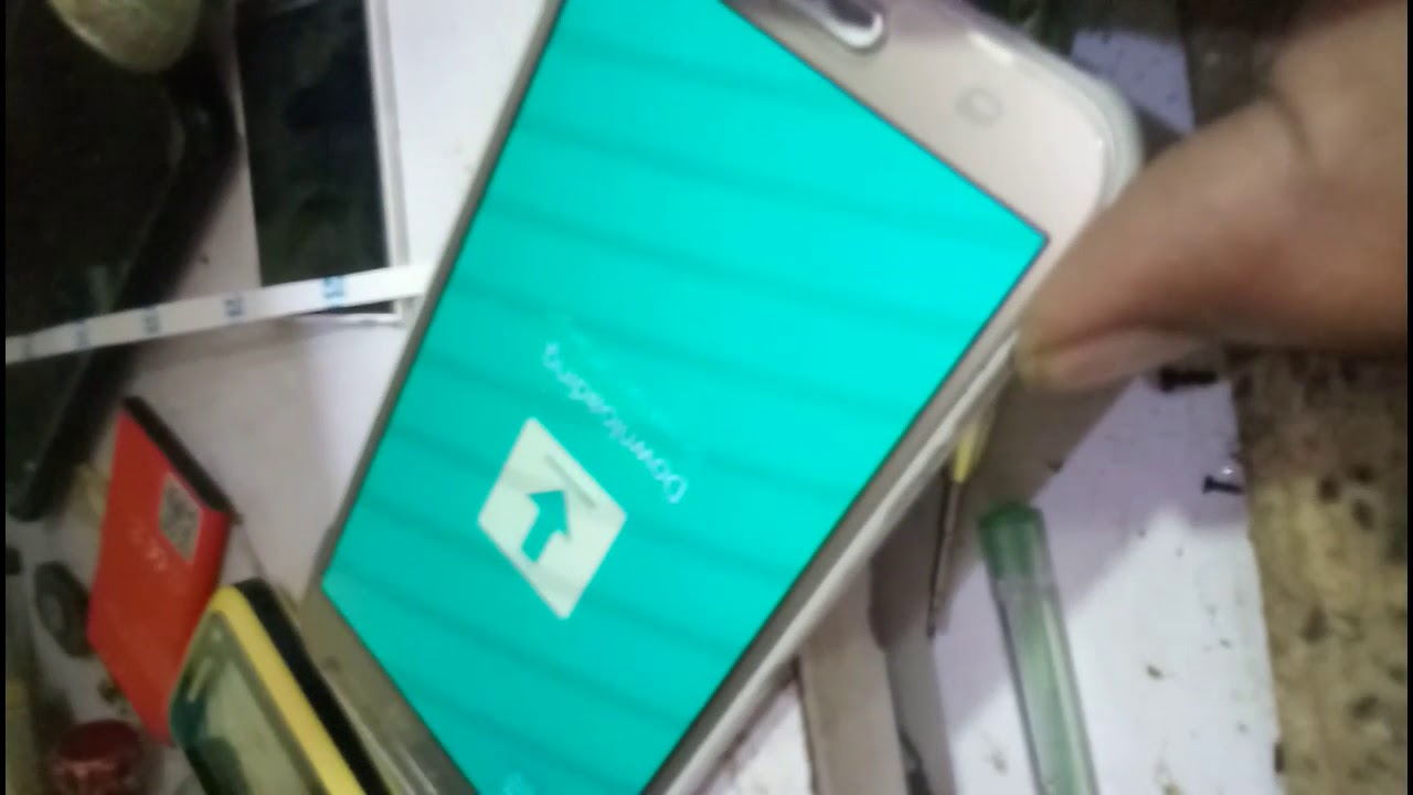 Samsung j700f frp unlock with odin tool